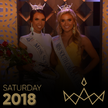 2018 Miss SC Competition   Saturday Miss Final
