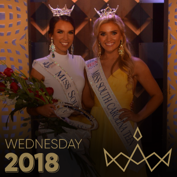 2018 Miss SC Competition   Wednesday Prelim