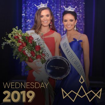 2019 Miss SC Competition   Wednesday Prelim